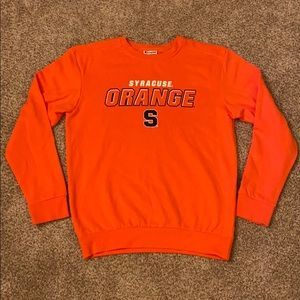 Champion Syracuse Crewneck